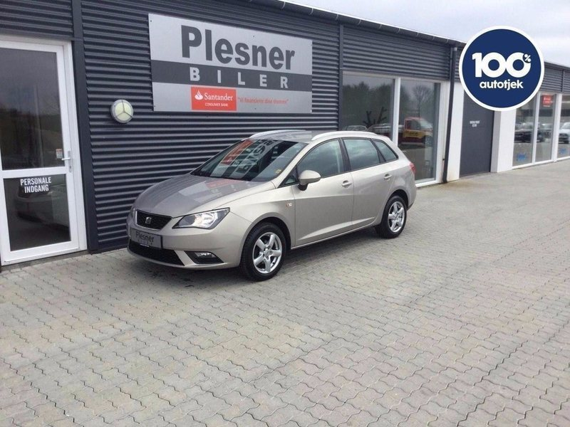 solgt seat ibiza st 1 6 tdi 90 style brugt 2013 km i bramming. Black Bedroom Furniture Sets. Home Design Ideas