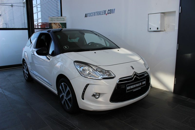 brugt Citroën DS3 1.6, e-HDi 92 Style