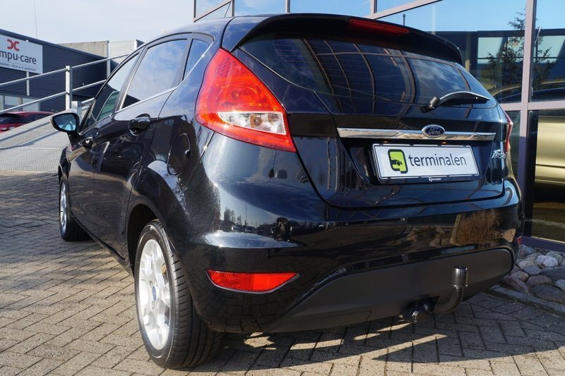 Solgt Ford Fiesta 1,6 Ti-VCT Titani., brugt 2012, km 65.000 i Odense S