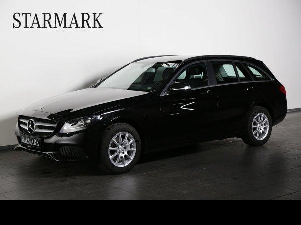 brugt Mercedes C200 1,6 BlueTEC st.car
