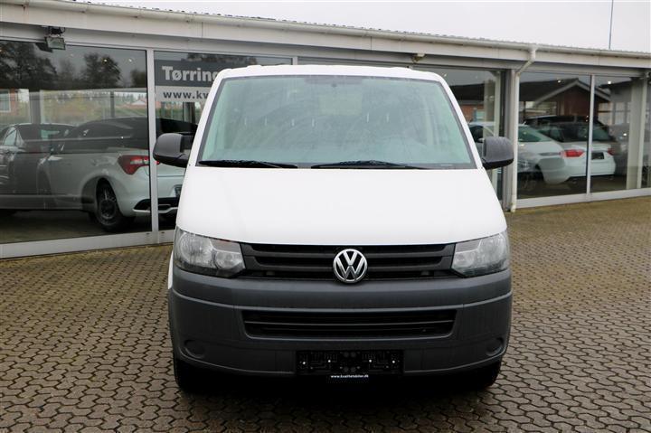 brugt VW Transporter 2,0 blueMotion TDI 114HK Van