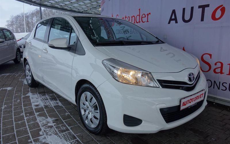 brugt Toyota Yaris 1,4 D-4D T2 90HK 5d
