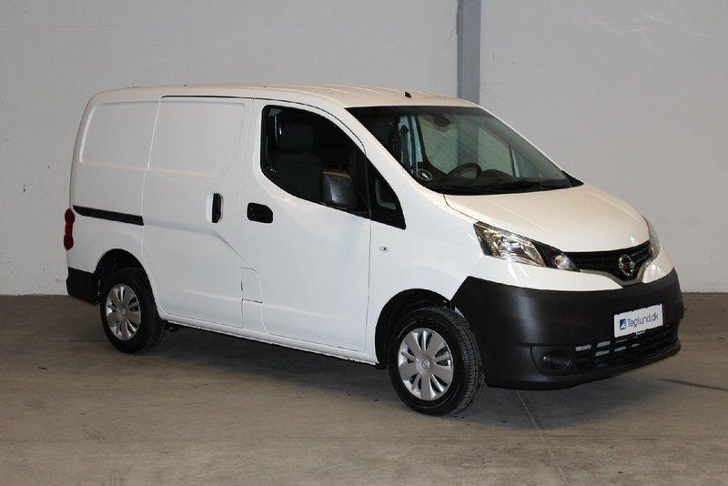 brugt Nissan NV200 dCi 110 Premium Van