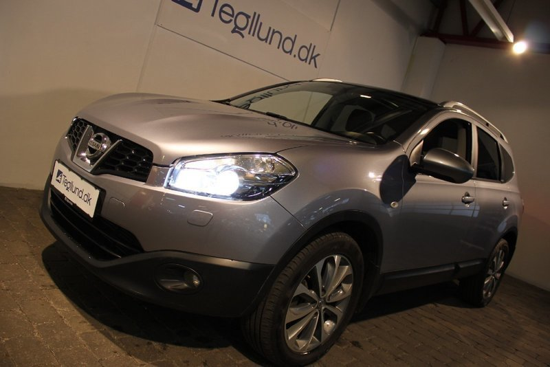 brugt Nissan Qashqai +2 2,0 dCi Tekna
