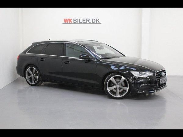 brugt Audi A6 3,0 TDi 245 Avant quattro S-tr. 5d