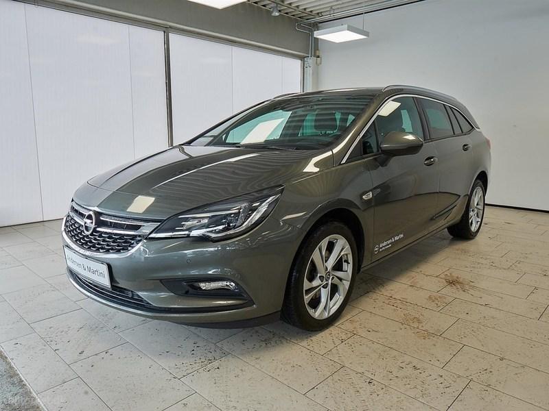 Spar kr. 16.100: Opel Astra 1.6 Diesel 136 HK (2017) | Hovedstaden | AutoUncle