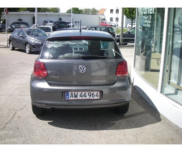 solgt vw polo 1 6 tdi 105 highline brugt 2010 km i haderslev. Black Bedroom Furniture Sets. Home Design Ideas