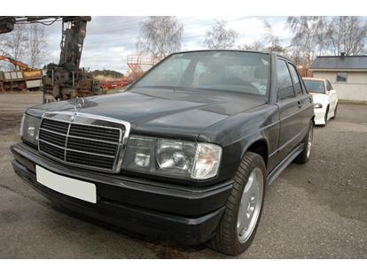 190 – Køb Mercedes 190 brugt – billige biler til salg - AutoUncle