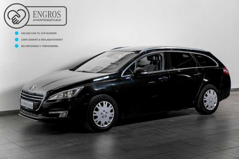 solgt peugeot 508 2 0 hdi 140 allur brugt 2011 km i vejle. Black Bedroom Furniture Sets. Home Design Ideas