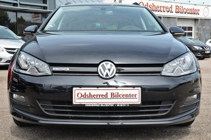 solgt vw golf vii 1 6 tdi 110 bluem brugt 2016 km i svinninge. Black Bedroom Furniture Sets. Home Design Ideas