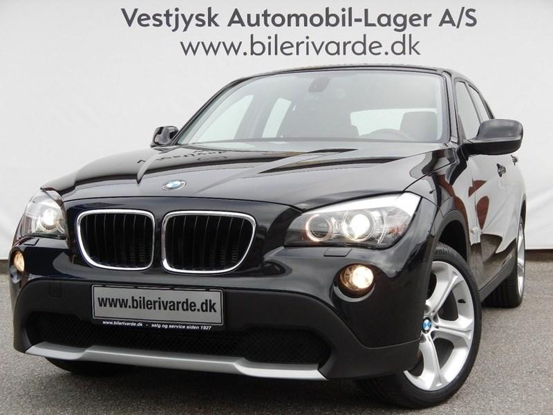 brugt BMW X1 2,0 xDrive20d aut. 5d