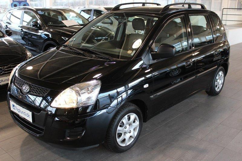 brugt Hyundai Matrix 1,6 GL aut.