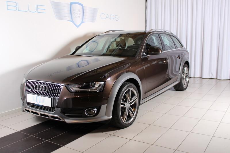 brugt Audi A4 Allroad 2,0 Quattro S-tr. 177HK st.car aut