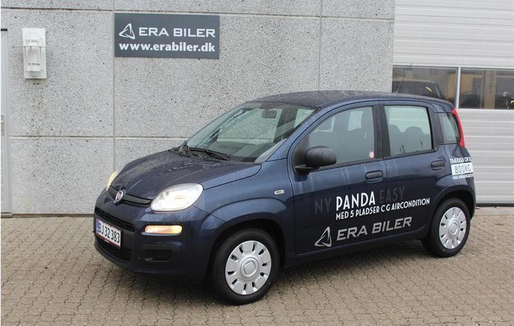brugt Fiat Panda 1,2 Easy Start & Stop 69HK 4d
