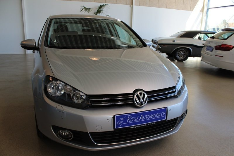 solgt vw golf vi 1 4 tsi 160 highli brugt 2011 km i k ge. Black Bedroom Furniture Sets. Home Design Ideas