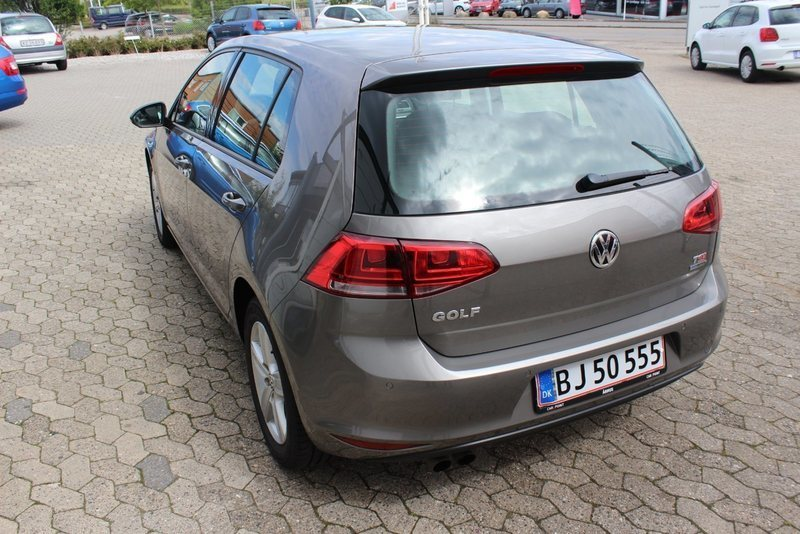 brugt 1 4 tsi 140 highline dsg bmt vw golf vii 2014 km i viby j. Black Bedroom Furniture Sets. Home Design Ideas