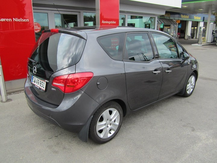 solgt opel meriva 1 7 cdti activan brugt 2011 km i thisted. Black Bedroom Furniture Sets. Home Design Ideas