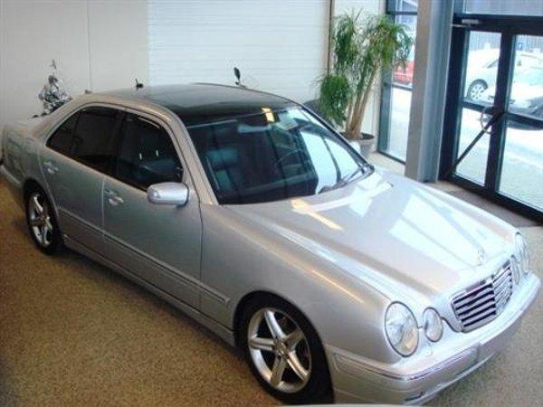 brugt Mercedes E320 2 CDI 197HK Aut.