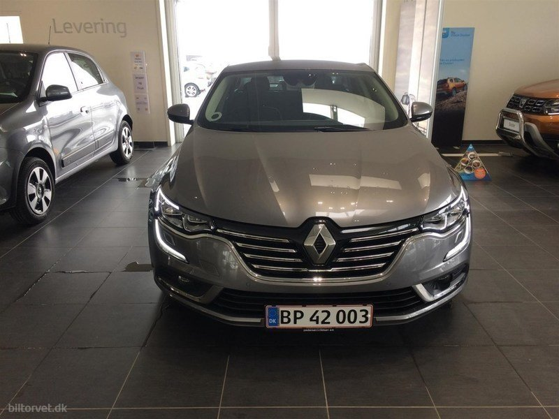 renault talisman 1 6 diesel 130 hk 2017 nordjylland autouncle. Black Bedroom Furniture Sets. Home Design Ideas