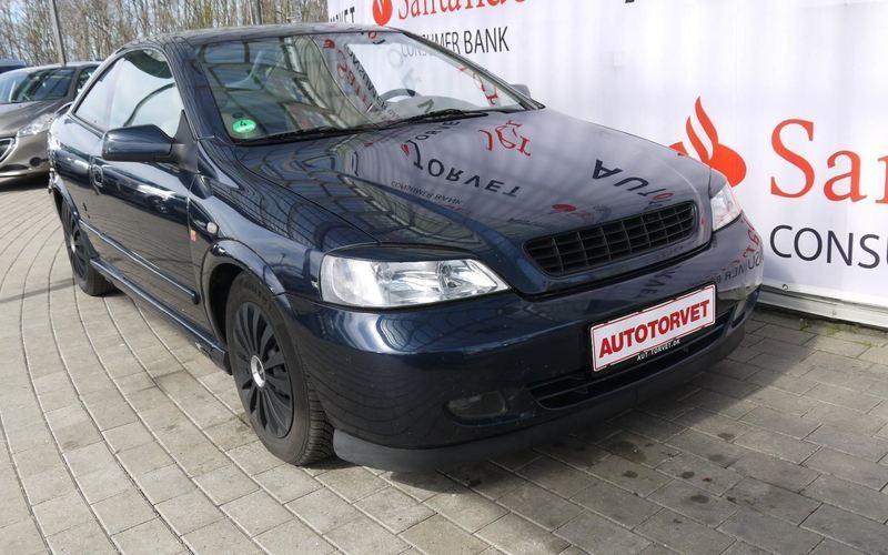 brugt Opel Astra 8 16V 125HK 2d