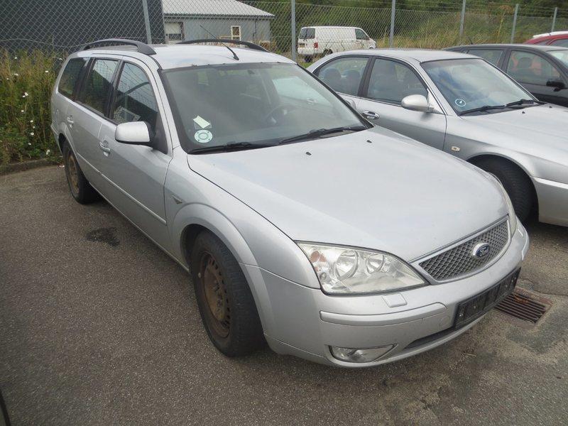 Solgt Ford Mondeo 2,0 145 Ambiente ., brugt 2003, km 352.000 i Odense SØ