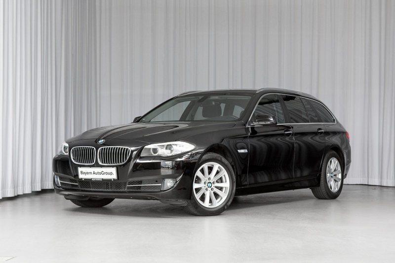 brugt BMW 520 d Touring aut.