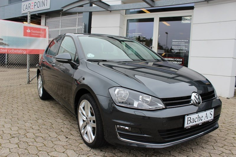 brugt 1 6 tdi 110 allstar bmt vw golf vii 2016 km i viby j. Black Bedroom Furniture Sets. Home Design Ideas