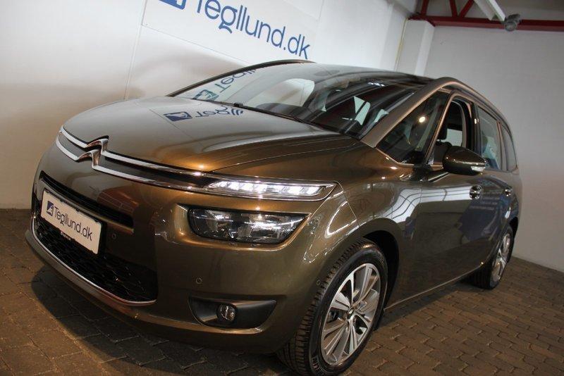 brugt Citroën Grand C4 Picasso 2,0 BlueHDi 150 Intensive