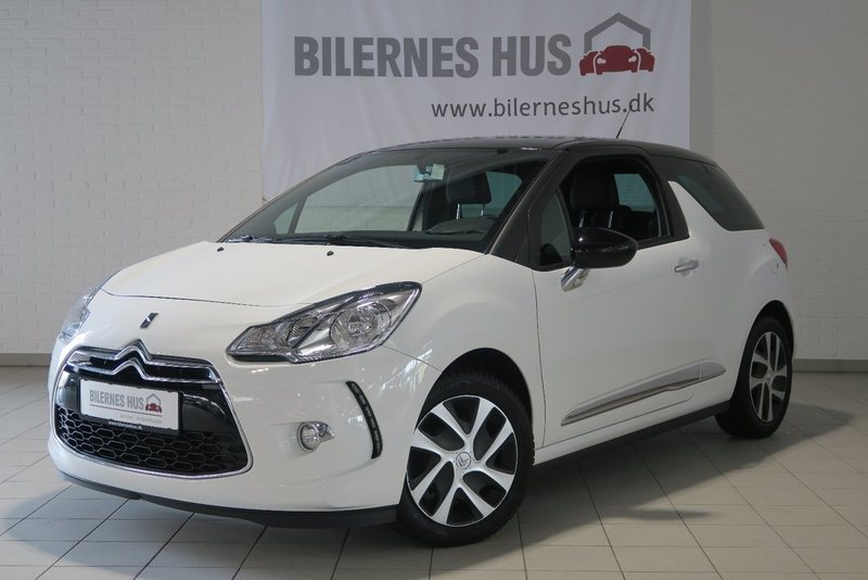brugt Citroën DS3 e-HDi 92 Style