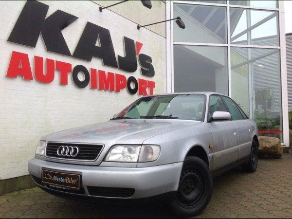 brugt Audi A6 1,8 20V 4d