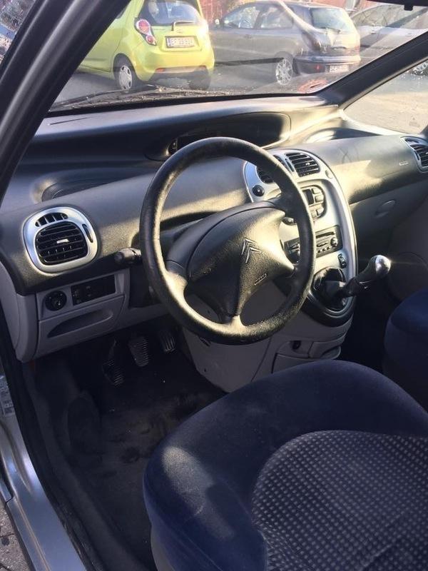 brugt 2005 citro n xsara picasso 2 0 diesel kr 4700 n stved autouncle. Black Bedroom Furniture Sets. Home Design Ideas