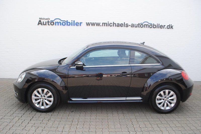 brugt VW Beetle TheTDi 110 Design