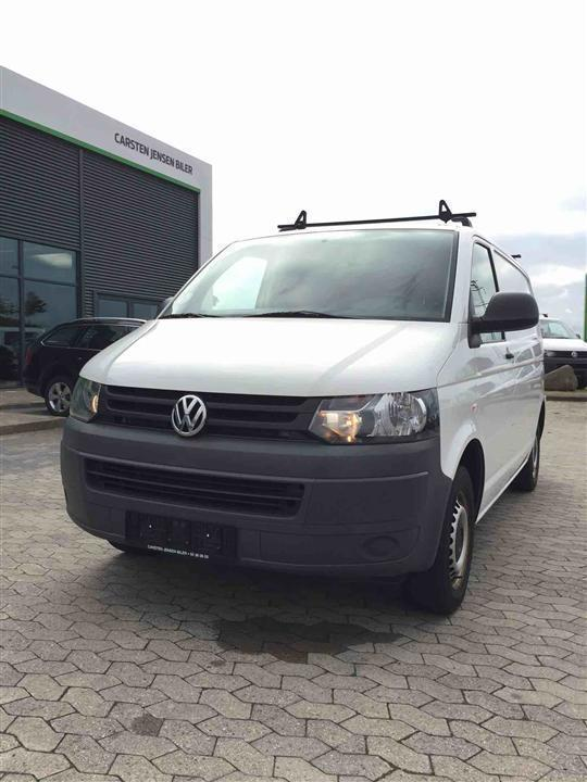 brugt VW Transporter K 2,0 blueMotion TDI 3ton 114HK Van