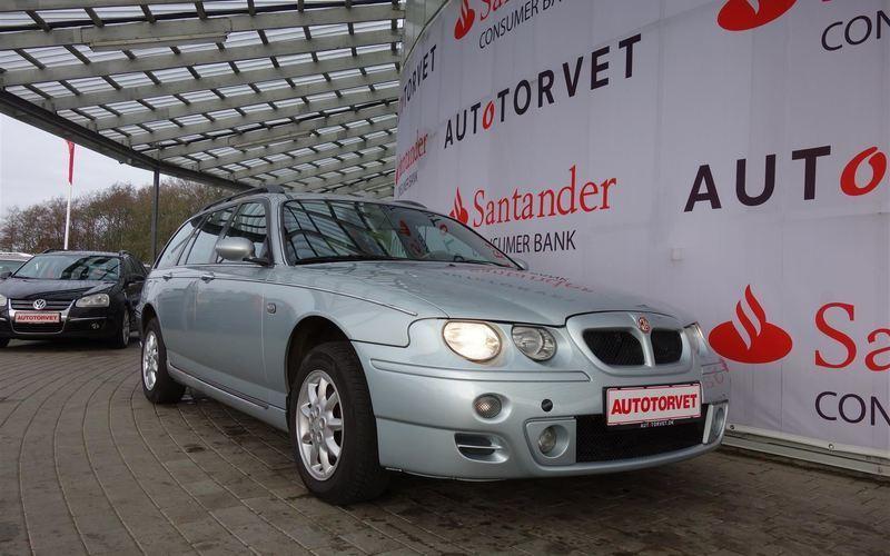 brugt Rover 75 Tourer 2,0 Club 150HK Stc
