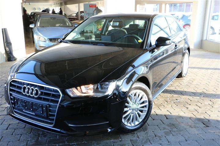 brugt Audi A3 1,6 TDI Ultra Attraction 110HK 3d 6g