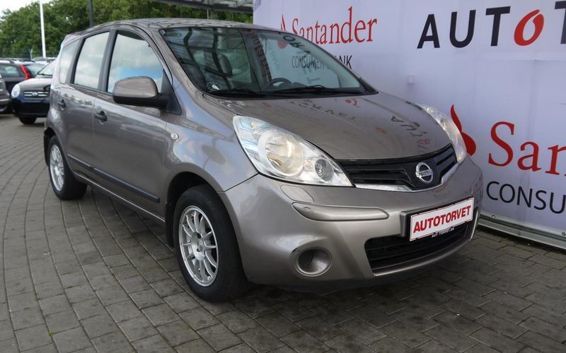 brugt Nissan Note 1,5 dCi 86HK Stc