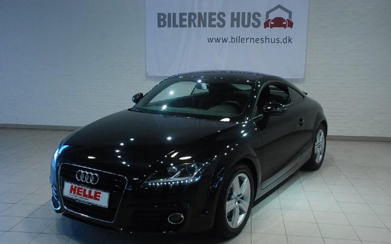 brugt Audi TT TFSi 160 Coupé 1,8 L