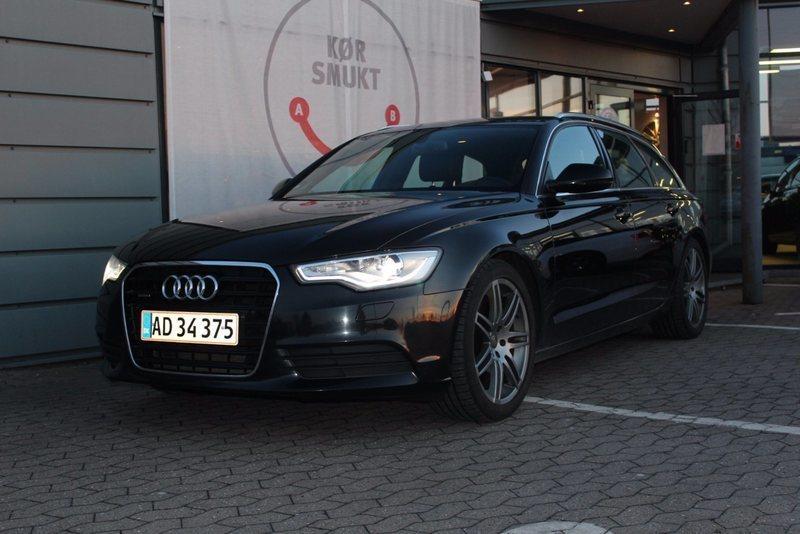 brugt Audi A6 3,0 TDi 245 Avant quattro S tronic