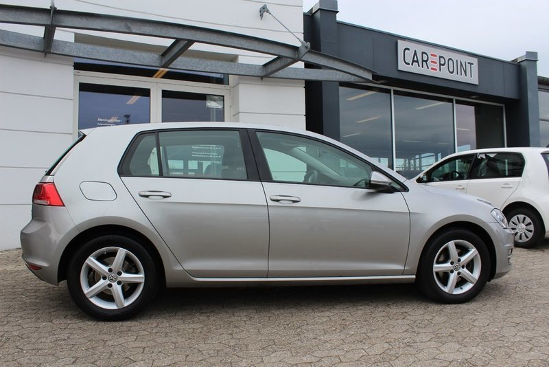 solgt vw golf vii 1 4 tsi 122 comfo brugt 2013 km i viby j. Black Bedroom Furniture Sets. Home Design Ideas