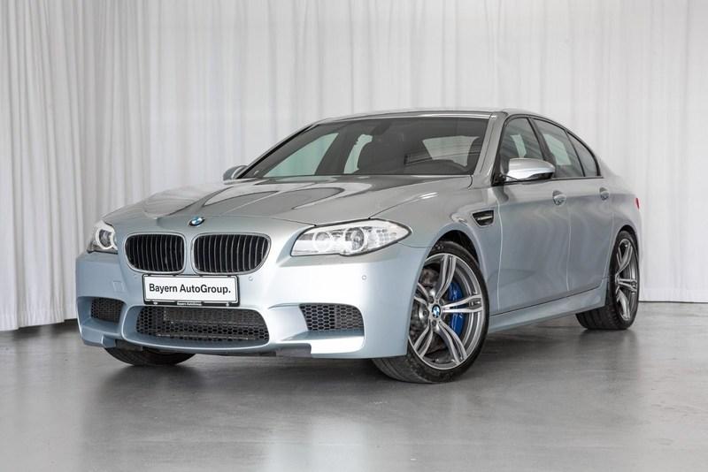 brugt BMW M5 4,4 aut. 4d