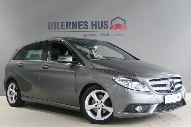 brugt Mercedes B200 1,8 CDi BE