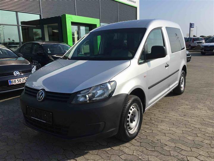 brugt VW Caddy 1,6 TDI BMT 102HK Van