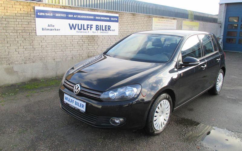 solgt vw golf 1 4 tsi comfortline 1 brugt 2010 km i sj lland. Black Bedroom Furniture Sets. Home Design Ideas