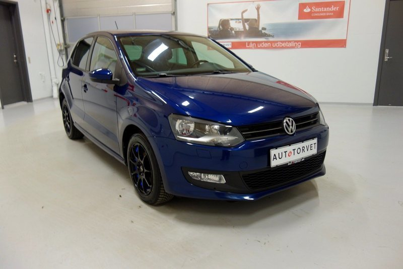 solgt vw polo 1 6 tdi 90 comfortlin brugt 2011 km 215. Black Bedroom Furniture Sets. Home Design Ideas