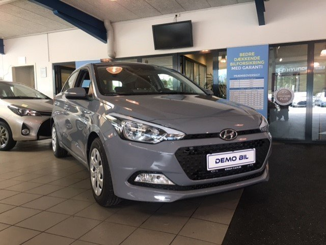 Brugt 1,25 Life+ Hyundai i20 – 2016, km 1.000 i Ishøj - AutoUncle