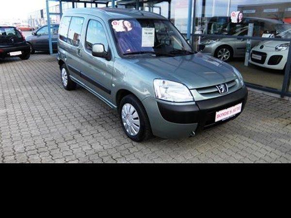 brugt Peugeot Partner 1,6i 16V 110HK