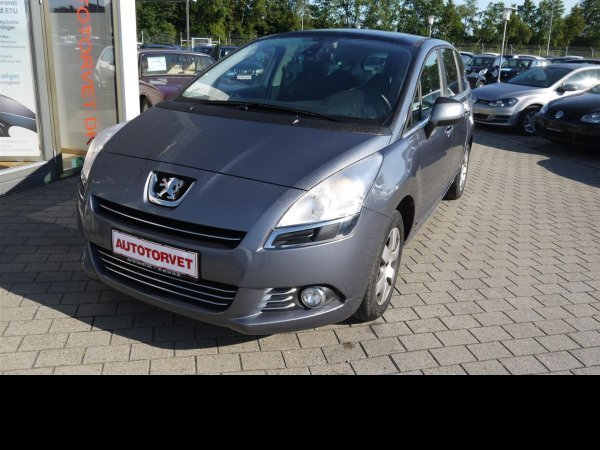 solgt peugeot 5008 2 0 hdi active 1 brugt 2012 km i nordjylland. Black Bedroom Furniture Sets. Home Design Ideas