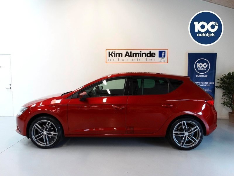 solgt seat leon 1 6 tdi 105 style v brugt 2014 km i hedensted. Black Bedroom Furniture Sets. Home Design Ideas