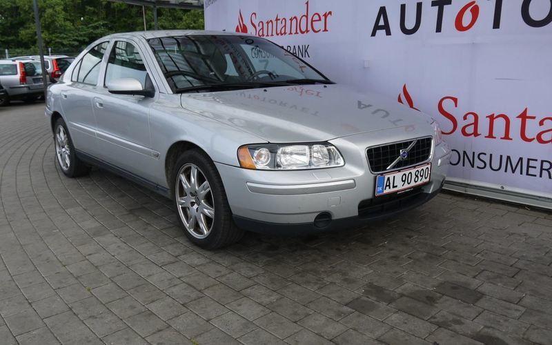 brugt Volvo S60 2,4 Momentum 170HK