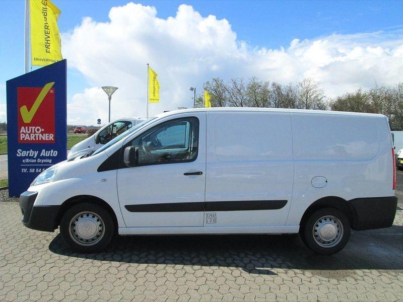 Solgt Peugeot Expert L2H1 2,0 HDI 1., brugt 2011, km 69.000 i Slagelse